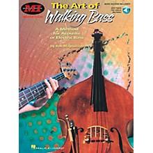 Hal Leonard The Art of Walking Bass Book/CD