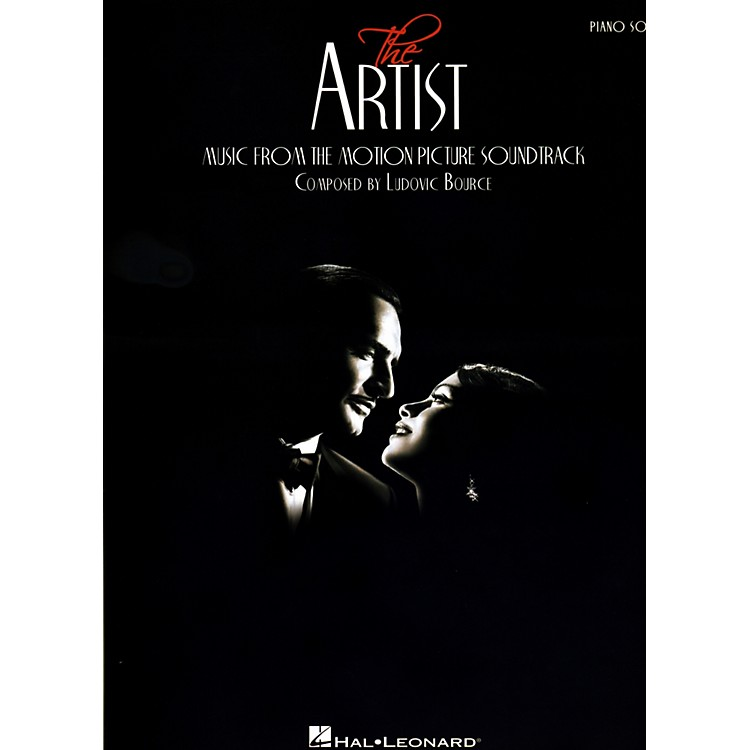 Hal LeonardThe Artist - Music From The Motion Picture Soundtrack - Piano Solo Songbook