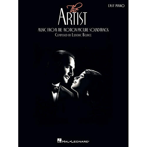 Hal Leonard The Artist - Music From The Motion Picture Soundtrack For Easy Piano-thumbnail