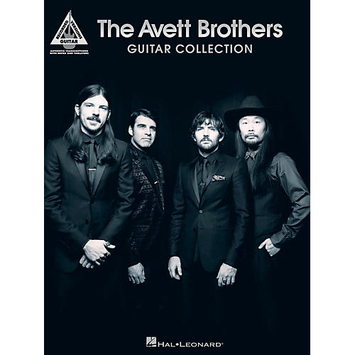 Hal Leonard The Avett Brothers Guitar Collection Guitar Tab Songbook : Musicianu0026#39;s Friend