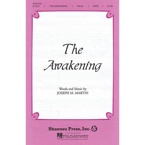 Shawnee Press The Awakening TTBB Composed by Joseph M. Martin-thumbnail