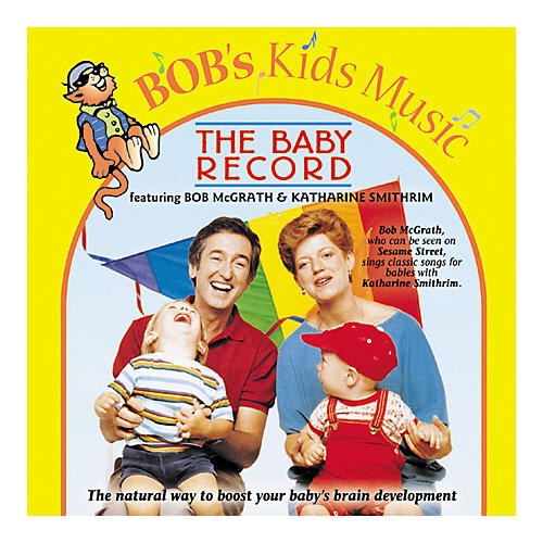 Bob McGrath The Baby Record (CD)-thumbnail