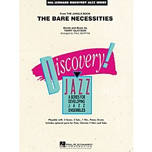 Hal Leonard The Bare Necessities (from The Jungle Book) Jazz Band Level 1.5 Arranged by Paul Murtha
