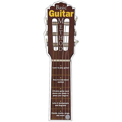 Music Sales The Basic Guitar Method Deck