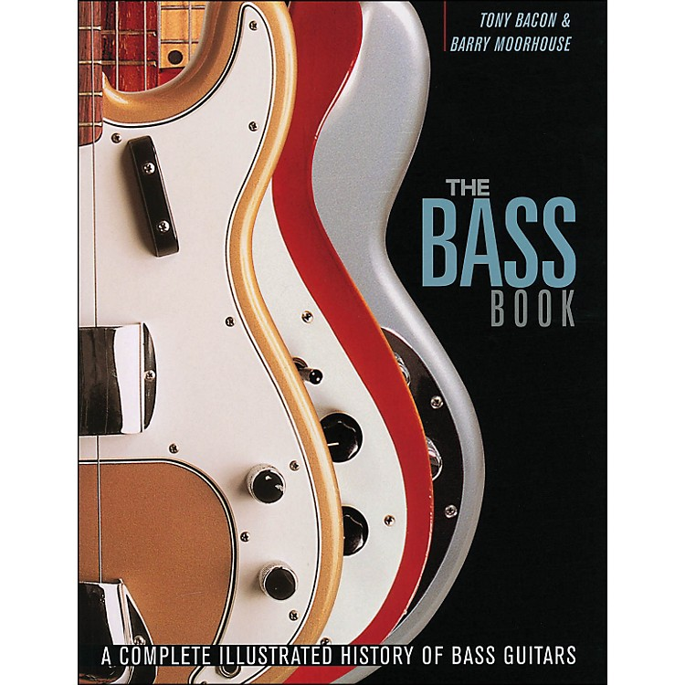 Backbeat Books The Bass Book