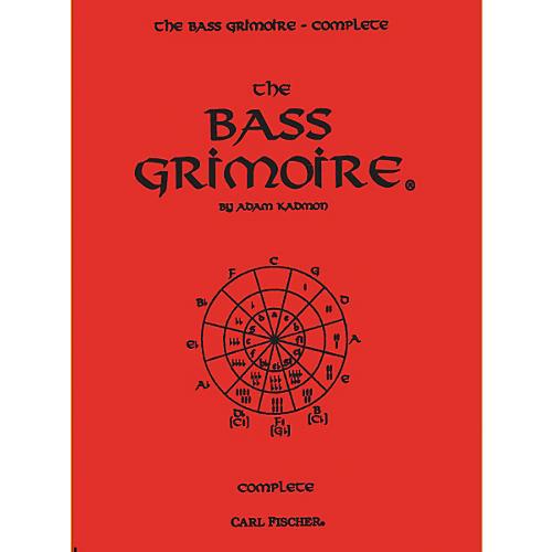 Carl Fischer The Bass Grimoire