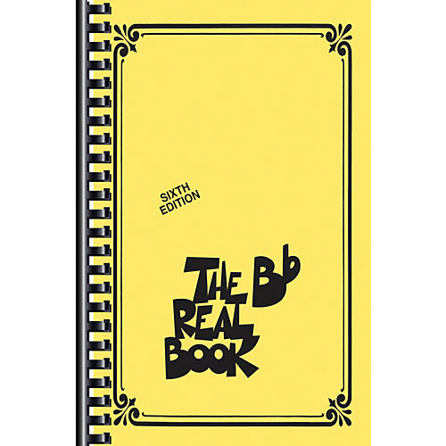 Hal Leonard The Bb Real Book - Sixth Edition (Mini Size)-thumbnail