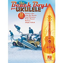 Hal Leonard The Beach Boys for Ukulele Book