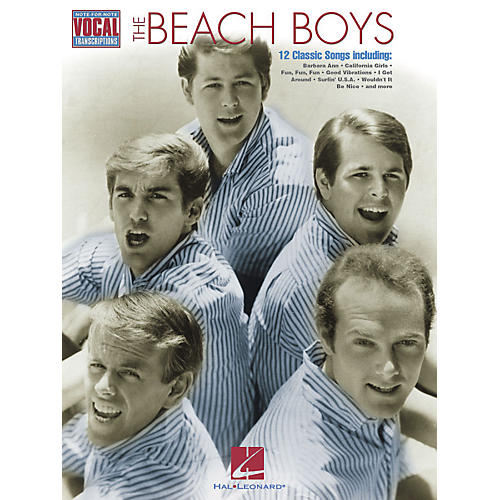 Hal Leonard The Beach Boys