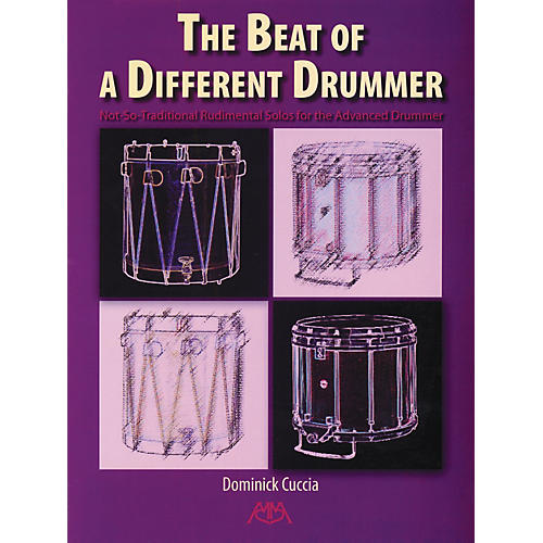 Meredith Music The Beat of a Different Drummer Meredith Music Percussion Series Written by Dominick Cuccia-thumbnail