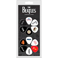 Perri's The Beatles - 12-Pack Guitar Picks