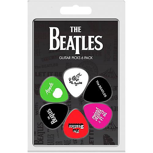 Perri's The Beatles - 6-Pack Guitar Picks Various Albums 3