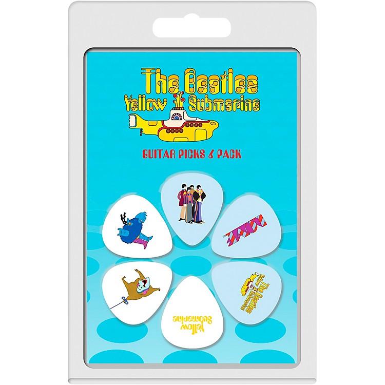 Perri'sThe Beatles - 6-Pack Guitar Picks
