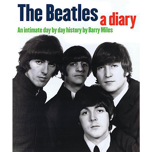 Omnibus The Beatles - A Diary (An Intimate Day by Day History) Omnibus Press Series Softcover-thumbnail