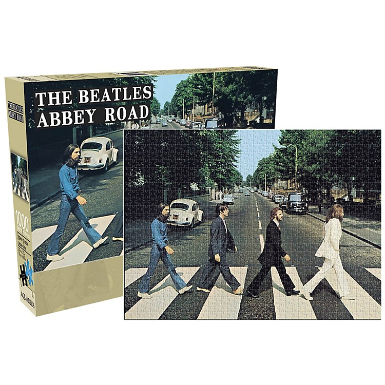 Hal Leonard The Beatles - Abbey Road 1,000 Piece Jigsaw Puzzle