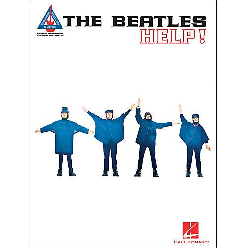 Hal Leonard The Beatles - Help Guitar Tab Songbook