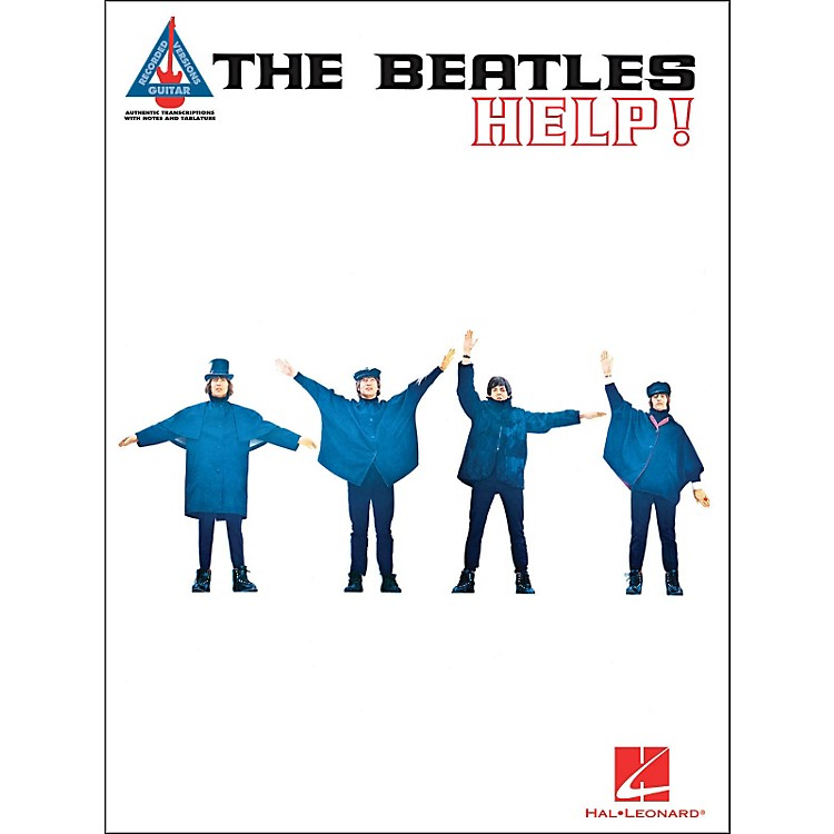 Hal Leonard The Beatles - Help Guitar Tab Songbook