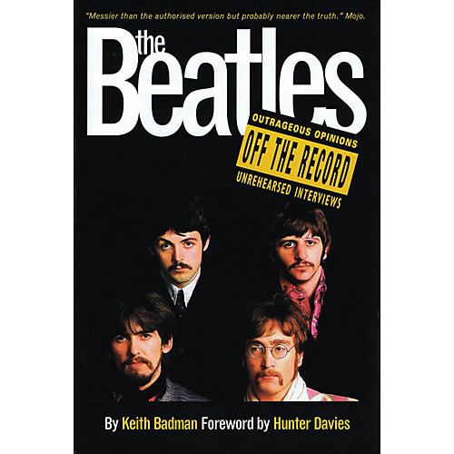 Omnibus The Beatles - Off the Record Omnibus Press Series Softcover
