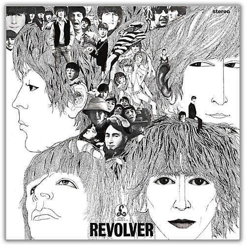 Universal Music Group The Beatles - Revolver Vinyl LP-thumbnail