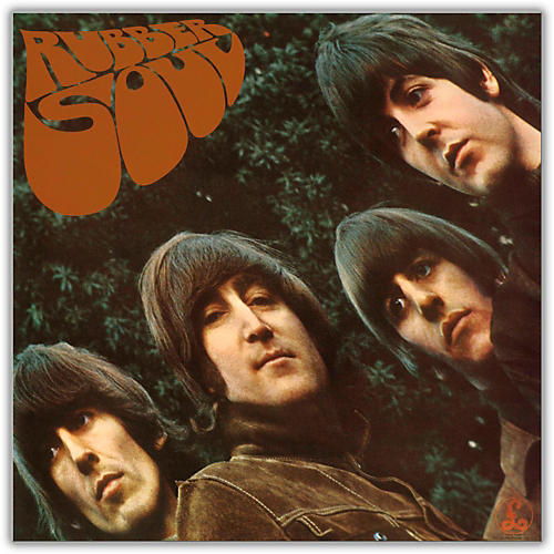 Universal Music Group The Beatles - Rubber Soul Vinyl LP