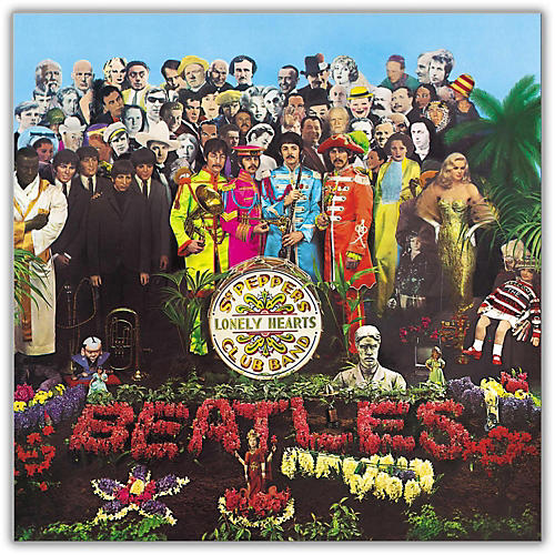 Universal Music Group The Beatles - Sgt. Pepper's Lonely Hearts Club Band 2 LP Anniversary Edition-thumbnail