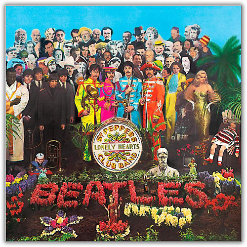 Universal Music Group The Beatles - Sgt. Pepper's Lonely Hearts Club Band Vinyl LP-thumbnail