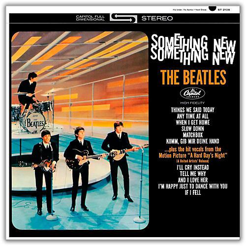 Universal Music Group The Beatles / Something New [Mini LP Replica]-thumbnail