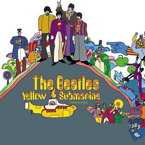 Alliance The Beatles - Yellow Submarine