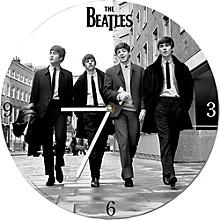 "Vandor The Beatles 13.5"" Cordless Wall Clock"
