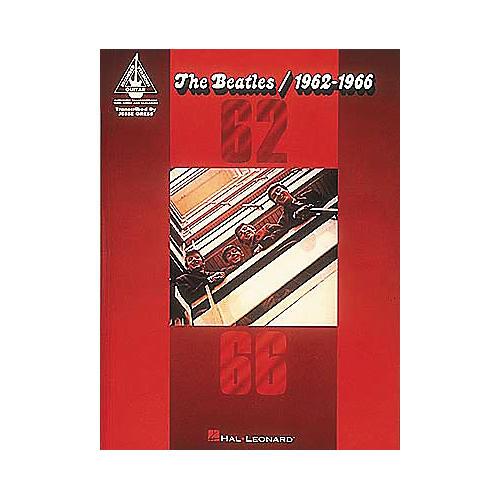 Hal Leonard The Beatles 1962-1966 Book