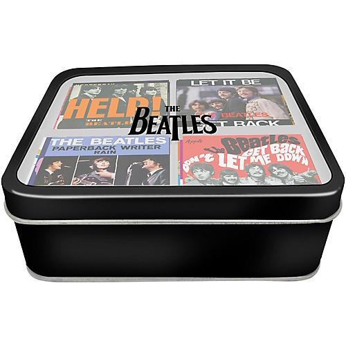 Vandor The Beatles Albums 12-Piece Magnet Set with Tin Box