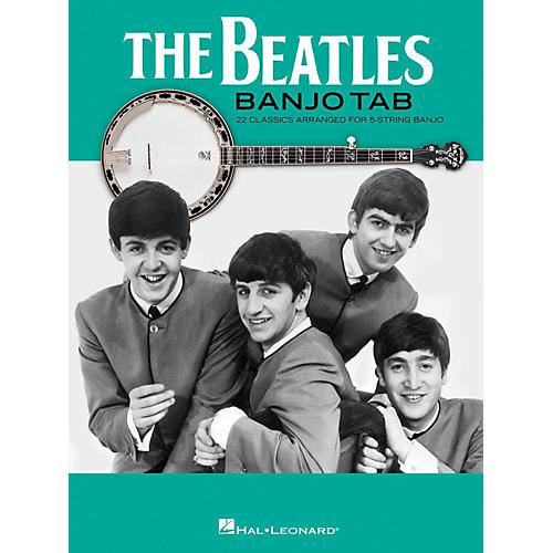 Hal Leonard The Beatles Banjo Tab