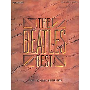hal leonard the beatles best piano vocal guitar songbook musician 39 s friend. Black Bedroom Furniture Sets. Home Design Ideas
