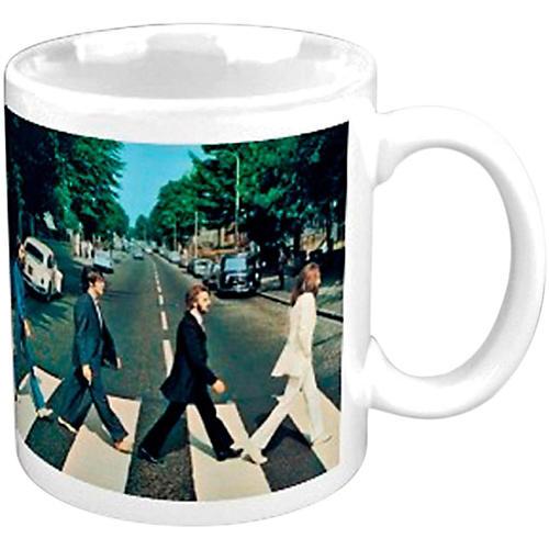 ROCK OFF The Beatles Boxed Mug: Abbey Road Crossing