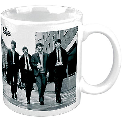 ROCK OFF The Beatles Boxed Mug: Walking In London-thumbnail