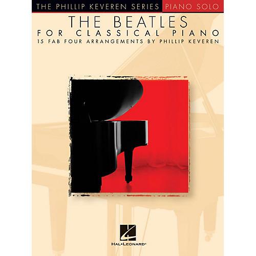 Hal Leonard The Beatles For Classical Piano - Phillip Keveren Series-thumbnail