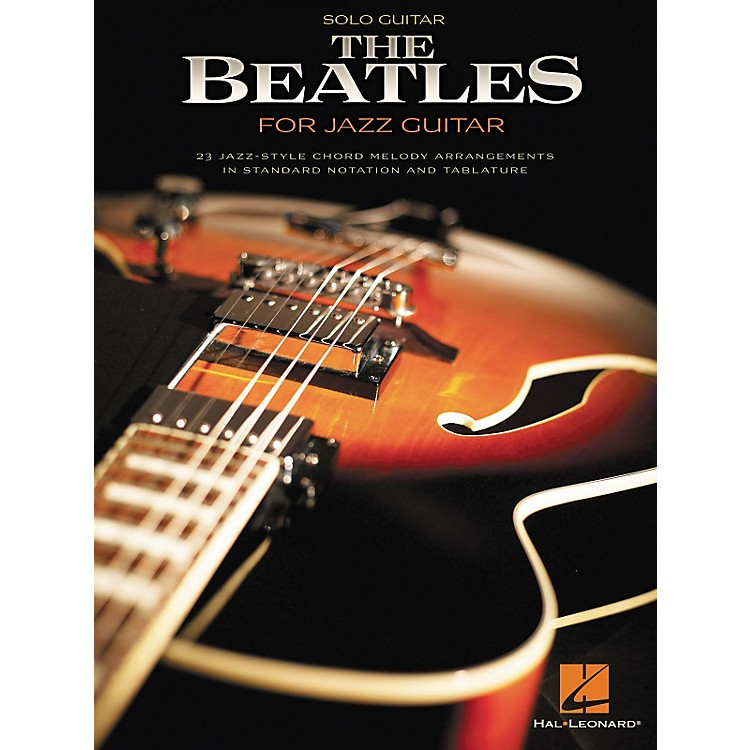 Hal Leonard The Beatles For Jazz Guitar