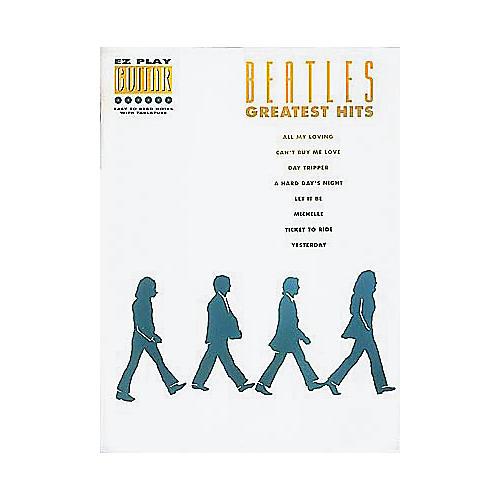 Hal Leonard The Beatles Greatest Hits Book