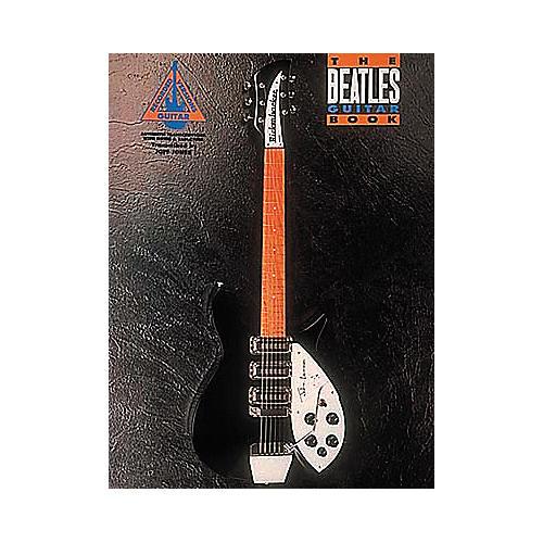 Hal Leonard The Beatles Guitar Book