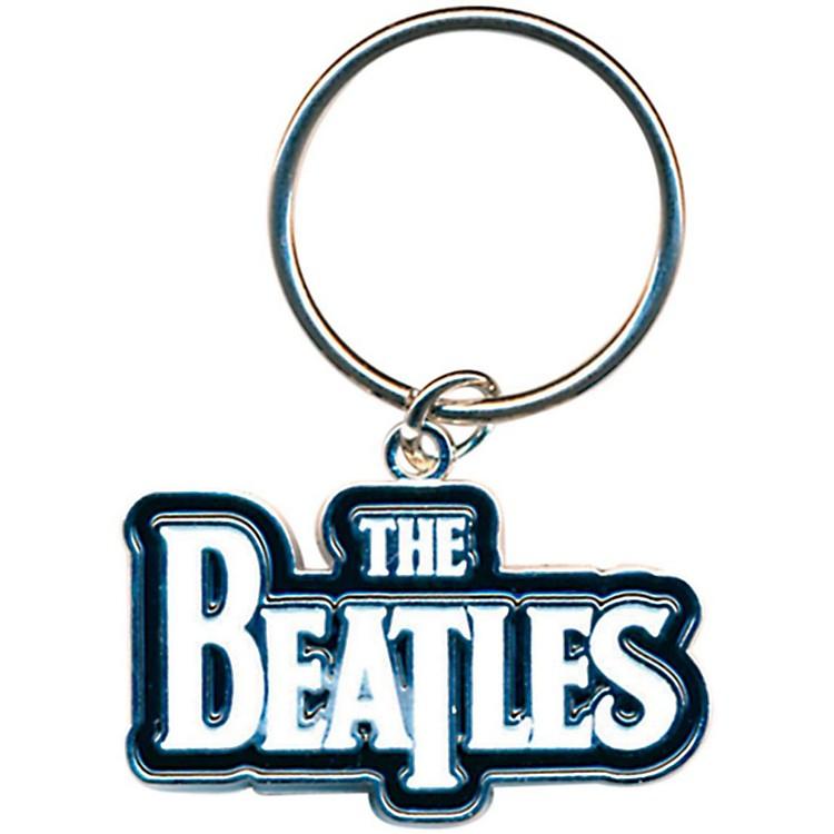 ROCK OFFThe Beatles Metal Keychain
