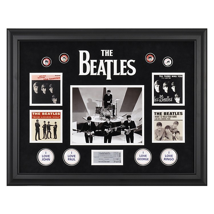 Mounted Memories The Beatles