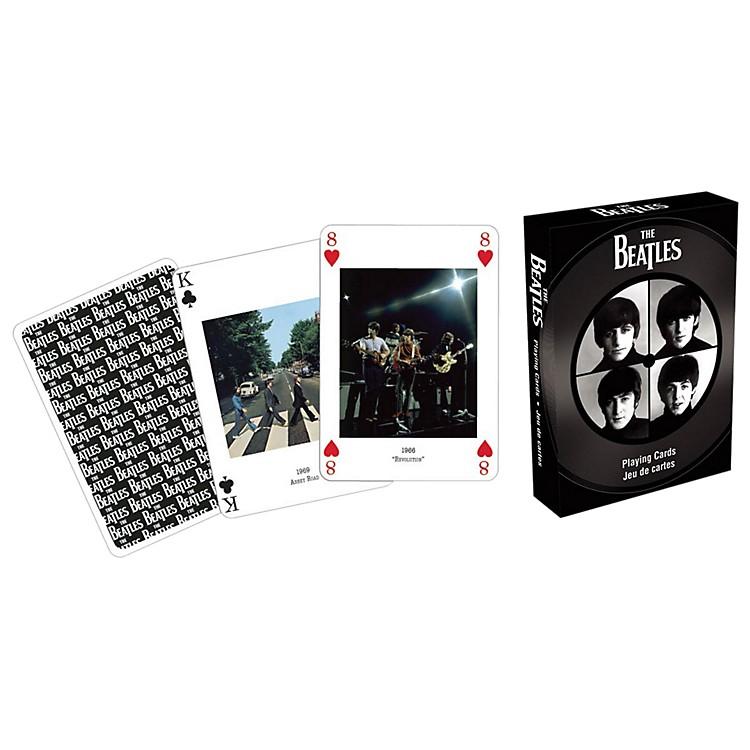 Hal LeonardThe Beatles Playing Cards