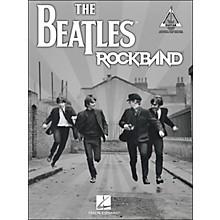 Hal Leonard The Beatles Rock Band Tab Book