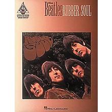 Hal Leonard The Beatles Rubber Soul Guitar Tab Book