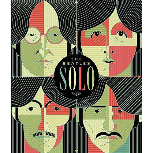 Hal Leonard The Beatles Solo Book
