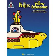 Hal Leonard The Beatles Yellow Submarine Guitar Tab Songbook