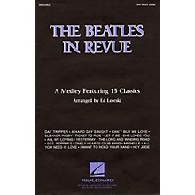 Hal Leonard The Beatles in Revue (Medley of 15 Classics) ShowTrax CD by The Beatles Arranged by Ed Lojeski