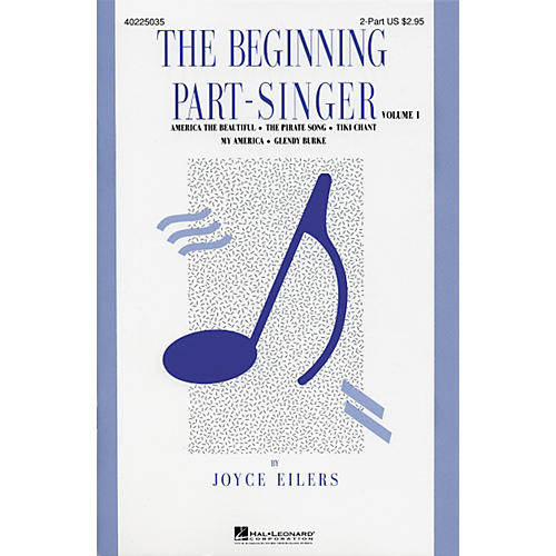 Hal Leonard The Beginning Part Singer Volume 1