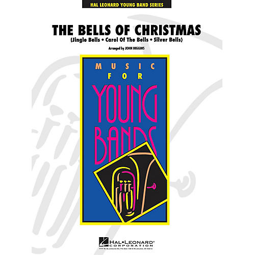 Hal Leonard The Bells of Christmas - Young Concert Band Level 3 by John Higgins-thumbnail
