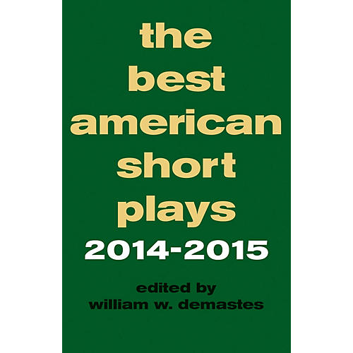Applause Books The Best American Short Plays 2014-2015 Best American Short Plays Series Softcover-thumbnail